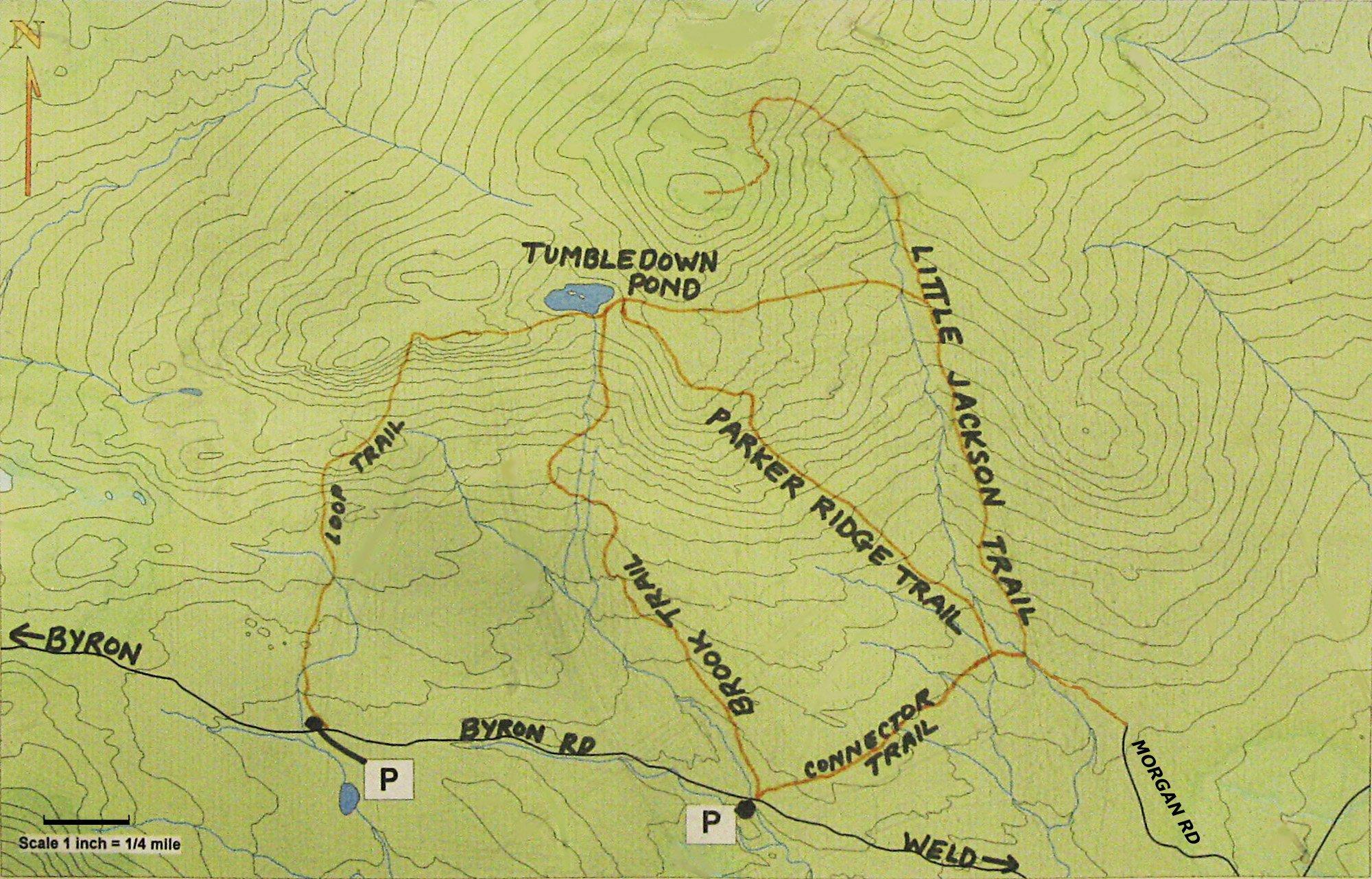 The Tumbledown Conservation Alliance- TRAILS